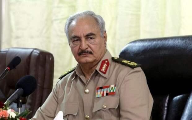 США заявили о согласии Хафтара снять нефтяную блокаду в Ливии
