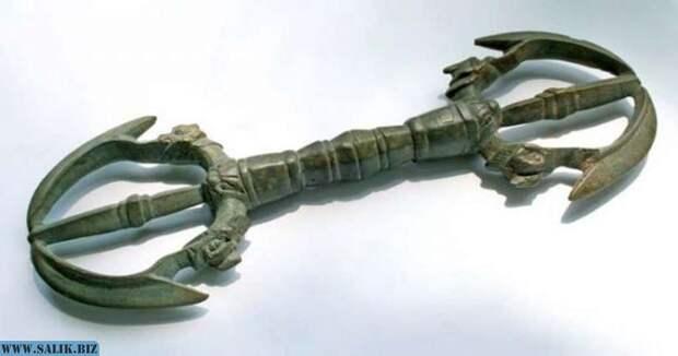 """Оружие """"цивилизации богов"""""""