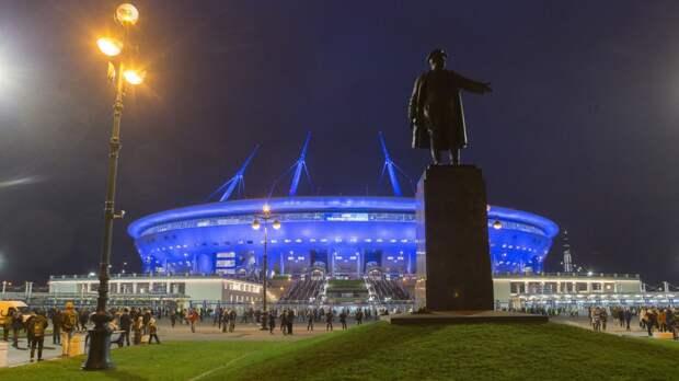 Крестовский остров в Петербурге закроют 16 июня в связи с Евро-2020