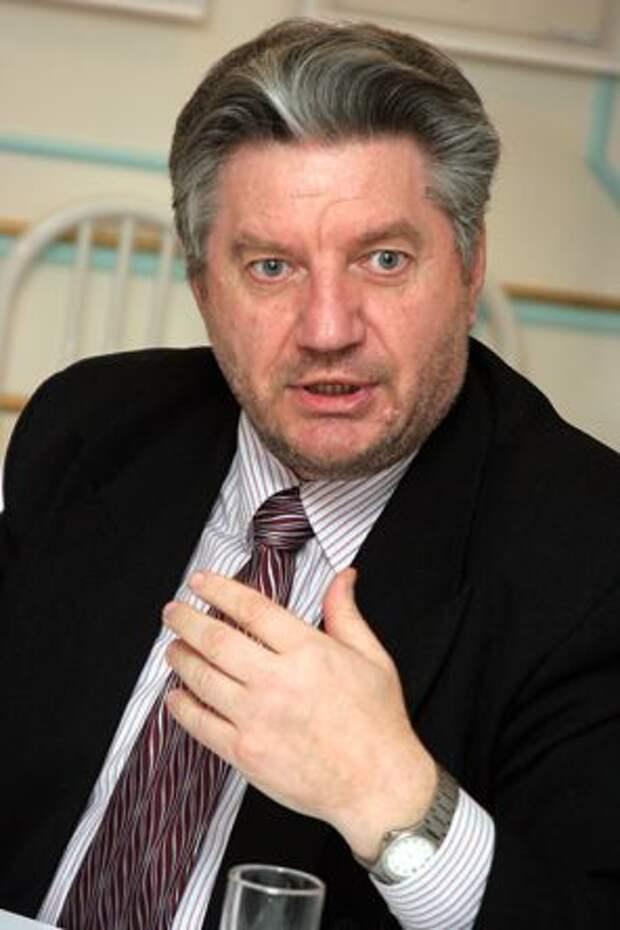 На фото: политик Виктор Алкснис