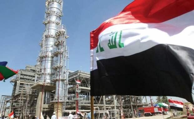 Ирак нефть