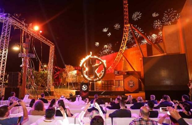 Реальные «Голодные игры»: как проводят время в Дубае истинные фанаты киносаги