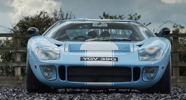 Последний Ford GT-40 1969 года продадут на аукционе в июне