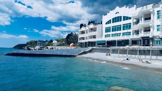 Минтуризма Крыма провело рейд по подготовке пляжей к курортному сезону в городском округе Ялта