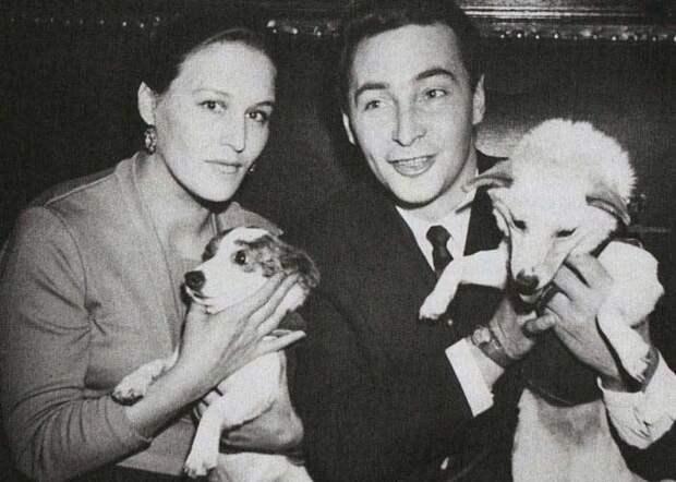 Счастливые супруги. / Фото: beautifulrus.com