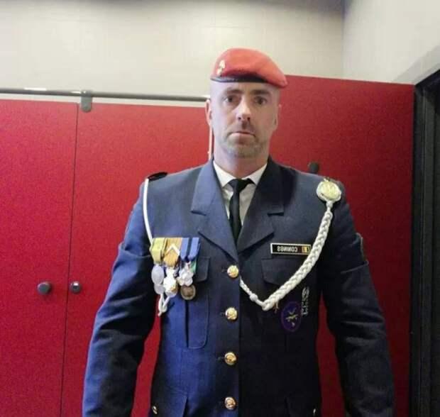 Сотни военных иполицейских ищут «бельгийского Рэмбо»