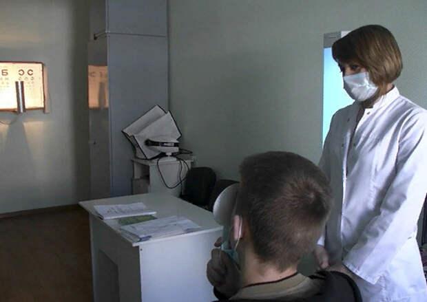 Более 500 граждан Приморского края изъявили желание поступить в образовательные учреждения Минобороны России