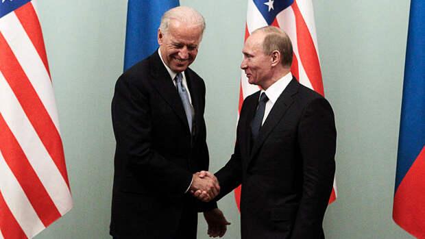 Помощник Путина назвал темы саммита РФ - США в Женеве