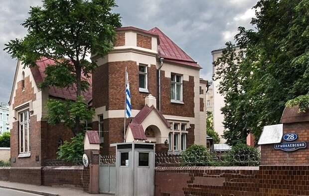 ГлавУпДК при МИД России начинает реставрацию  особняка Шехтеля в Ермолаевском переулке