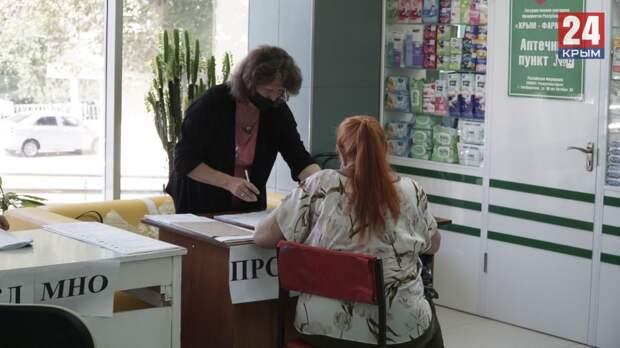 В Красноперекопском, Советском и Красногвардейском районах самая высокая явка на выборы в Госдуму
