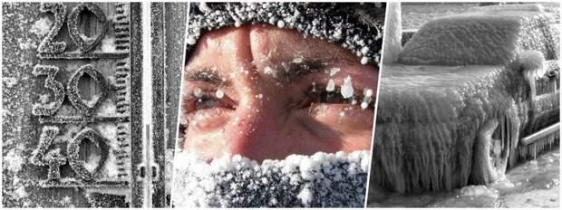 Голову– вхолоде: новогодняя подборка зимних вопросов для водителей