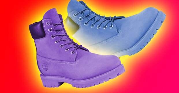 Как рабочие ботинки Timberland стали любимой обувью модников?