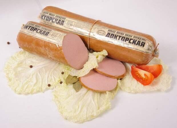 Почему знаменитая колбаса по 2,20 называлась именно «Докторская»?