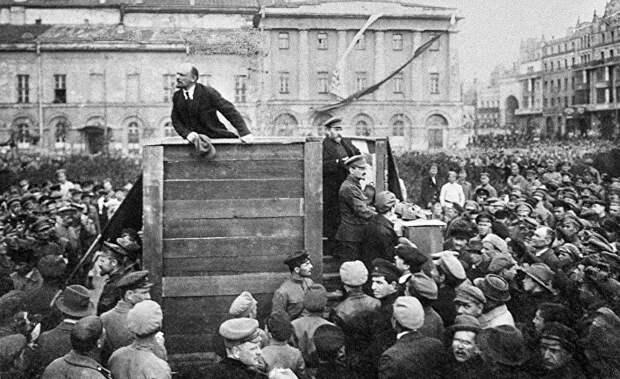 Ко дню рождения В.И.Ленина. Тиран или «архитектор» СССР?