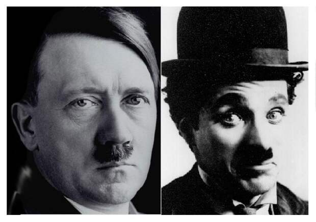 Великий комик против великого диктатора