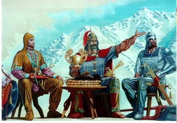 Осетинское язычество: какое оно?