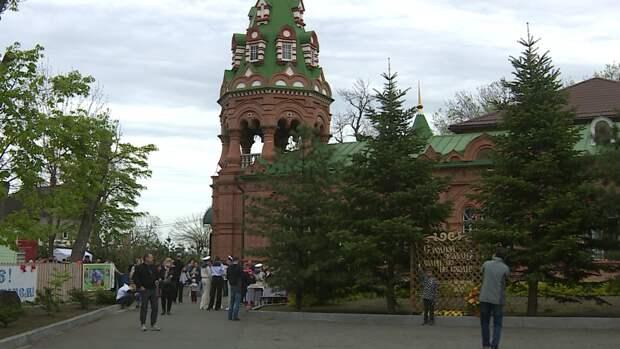 Температурный рекорд был побит во Владивостоке 17 мая