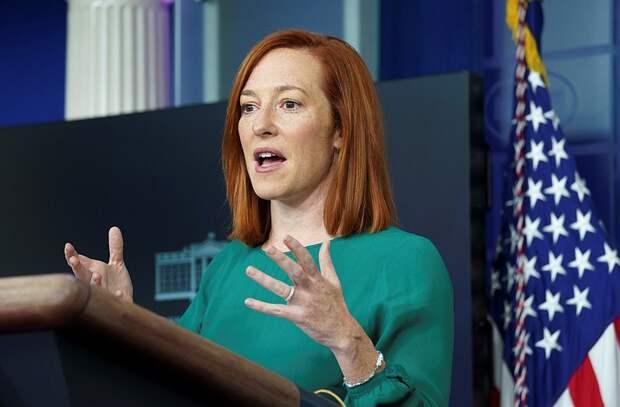 Псаки: США не хотят вводить санкции против России