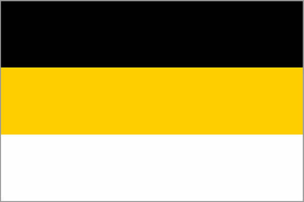 Б. Кёне. Имперский флаг