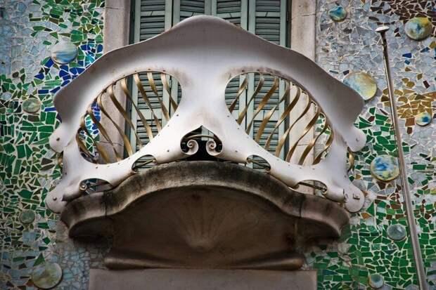 Балкон-маска