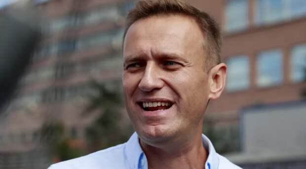 Кроме болтовни, Навальный ни на что не способен