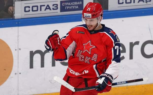 Окулов: «В ЦСКА дедовщины нет. У нас все молодые — у кого-то вторая молодость, у кого-то третья»