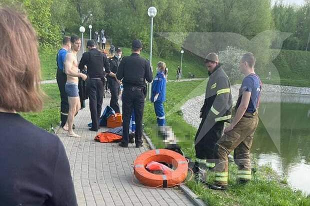 Он поплыл на спор: 13-летний мальчик утонул на Варшавских прудах в Москве