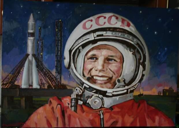 В галерее «Тушино» 9 апреля откроется космическая выставка