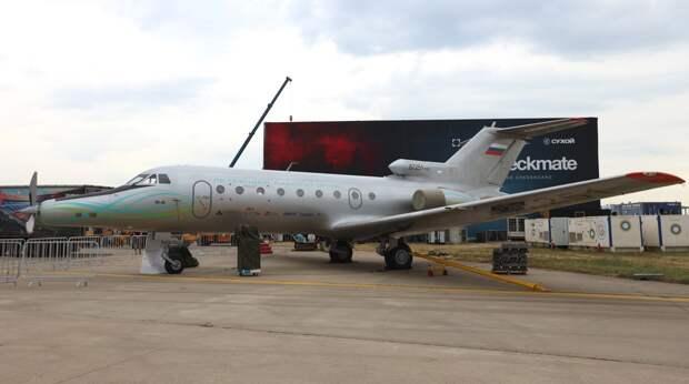 Глава Минпромторга пообещал сделать самолет на водородном двигателе