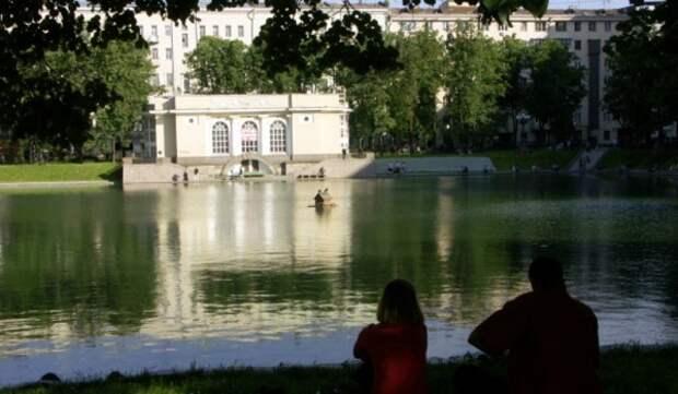 Исторический рекорд по жаре в Москве был побит 23 июня