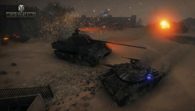 Встречай Хэллоуин, побеждая танки-чудовища
