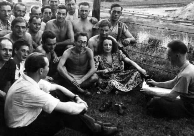 Как певица помогла 120 узникам сбежать из нацистского лагеря