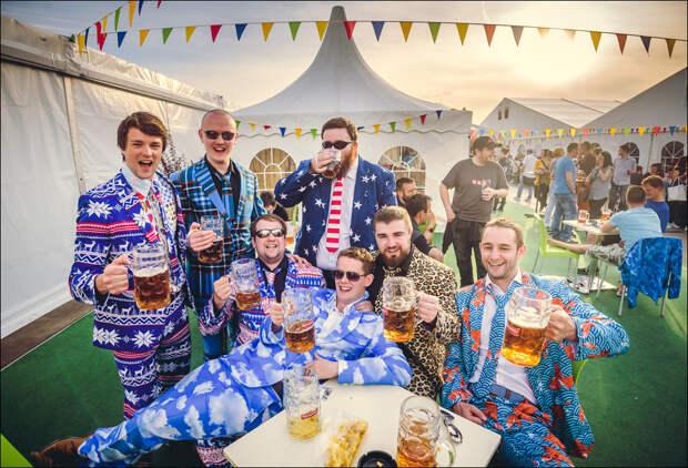 Праздники пива в мае