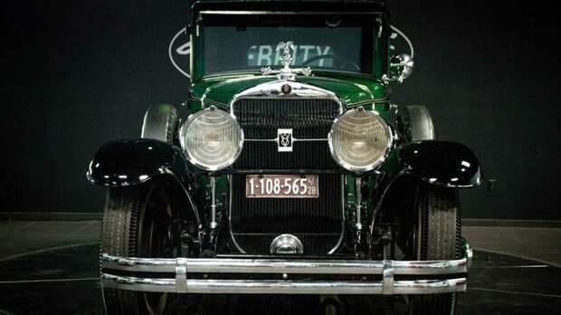 «Кадиллак со шрамом»: Аль Капоне и его роскошный броневик