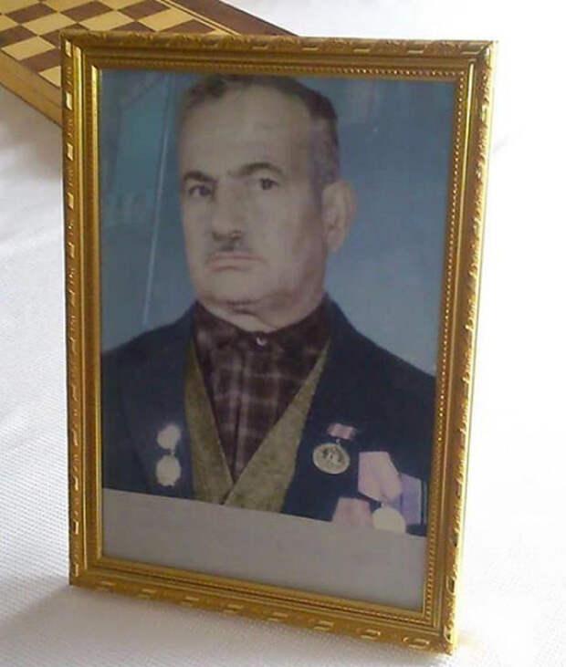 Хандамир Асланов