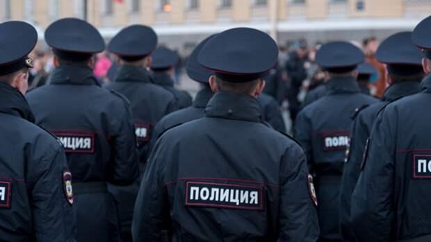Более 900 полицейских Пензы вышли на «Улицу» для охраны правопорядка
