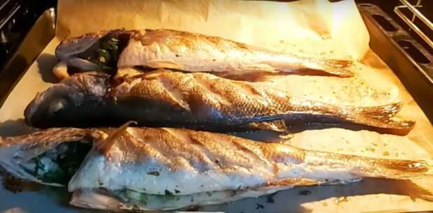 Готовим сибас в духовке: вкусное и полезное блюдо