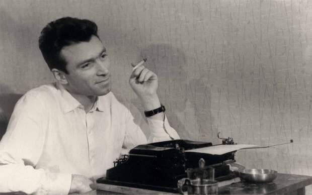 Виктор Конецкий. Нежный певец сурового моря