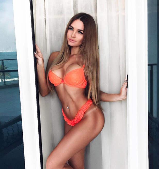 Пошлые снимки русских моделей возмутили шейхов