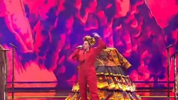 Российская певица Манижа прошла в финал Евровидения-2021