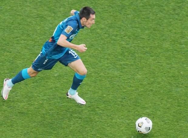 «Закружилась голова»… Эксперт назвал трёх игроков «Зенита», которые сдали