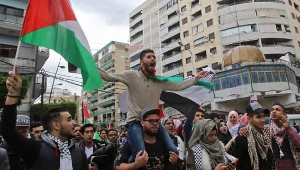Палестина заявила о намерении войти в состав Турции