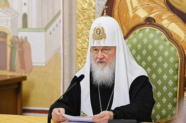 Патриарх Кирилл назвал добровольцев авангардом гражданского общества