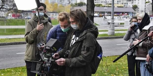 Собянин принял решение о поддержке молодых режиссеров, снимающих фильмы о Москве