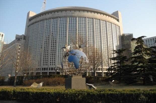 МИД Китая ответил Помпео по поводу возможных санкций из-за Гонконга