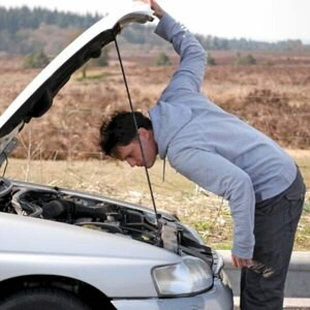 Что делать если машина не заводится?