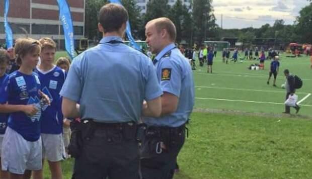 Российская юношеская футбольная команда обратилась в полицию после драки в Норвегии