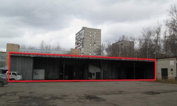 Нелегальные склады снесли на улице Народного Ополчения