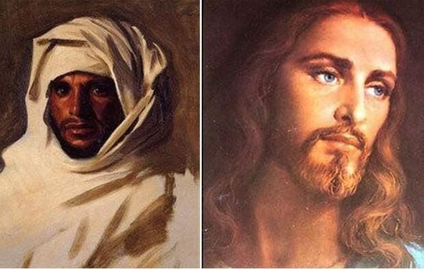 Был ли Иисус темнокожим: Ученые воссоздали настоящий портрет Спасителя