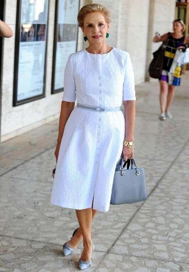 Советы по стилю для женщин старше 50-ти, которые знают себе цену